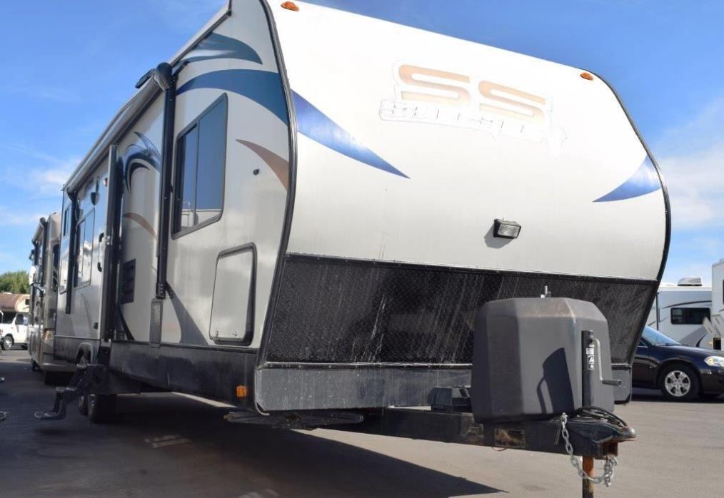 2013 Pacific Coachworks Sandsport 280FS