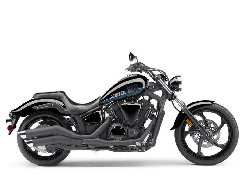Yamaha stryker motorcycles for sale in massachusetts for Yamaha dealers in mass