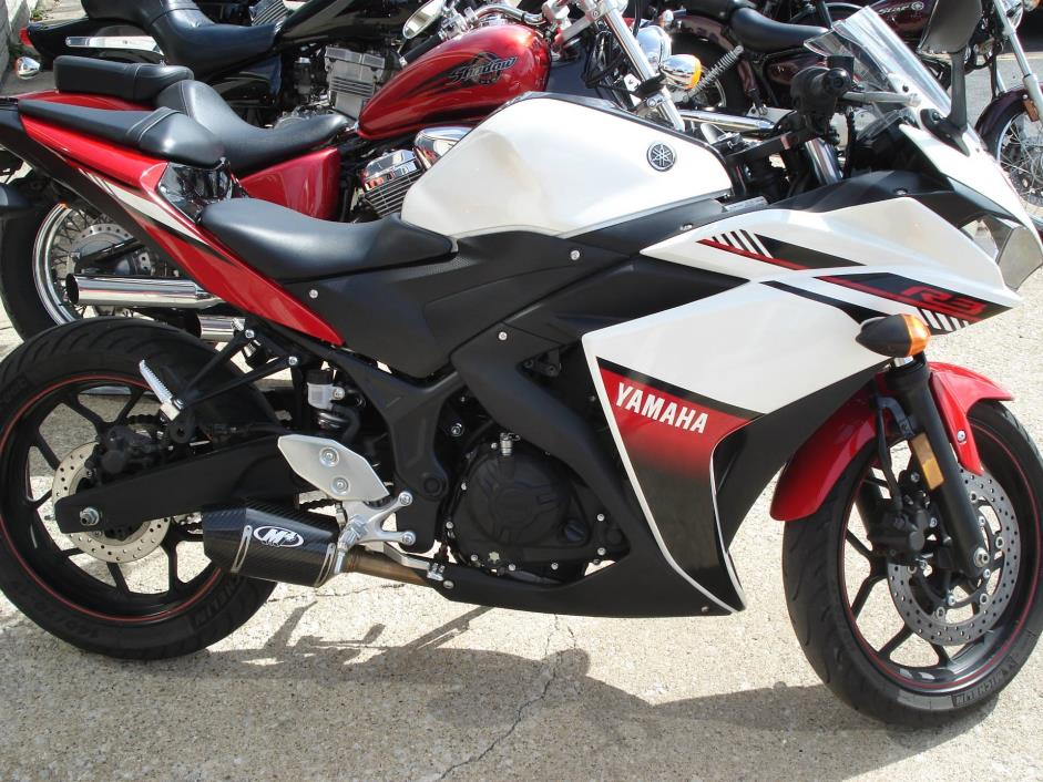 yamaha yzf r3 motorcycles for sale in indiana. Black Bedroom Furniture Sets. Home Design Ideas