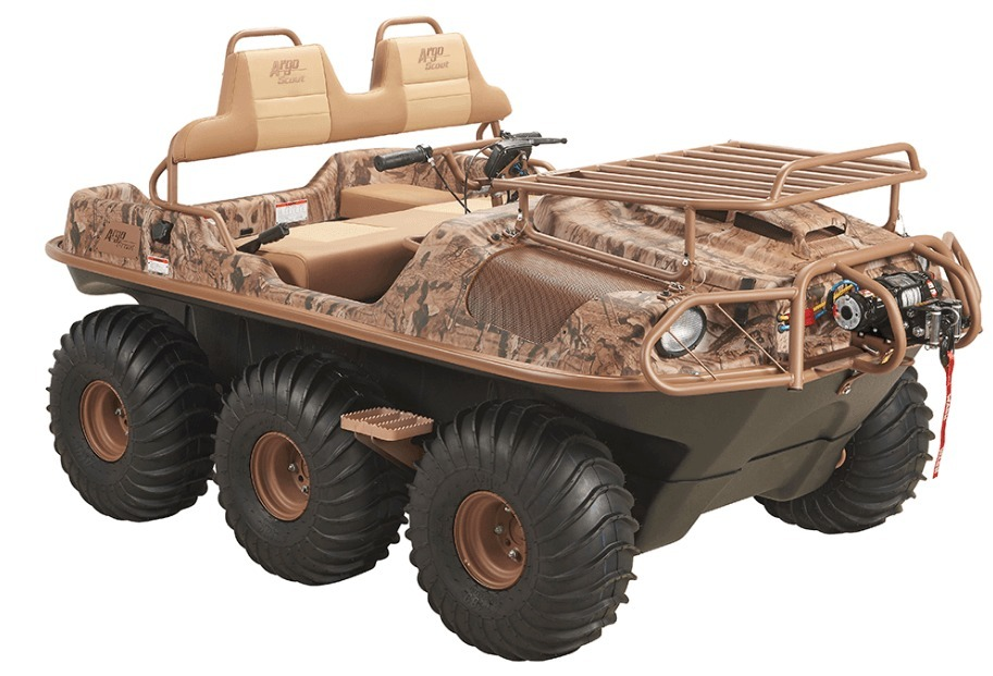 2017 Argo Frontier 6x6 Scout ST