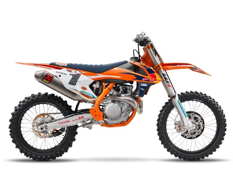 2017 KTM 450 SX-F Factory Edition