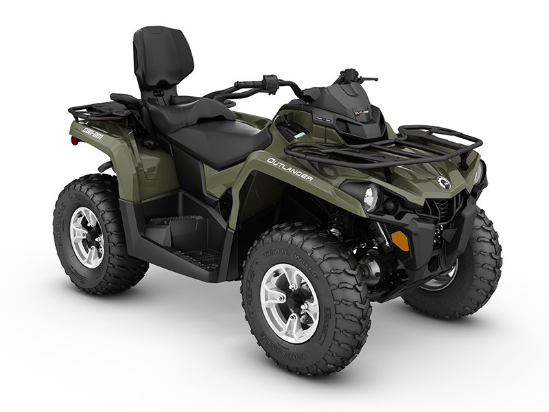 2017 Can-Am Outlander MAX DPS 450