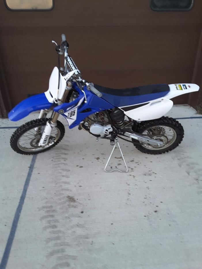 Yamaha yz85 motorcycles for sale for Yamaha yz85 top speed