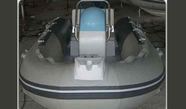 2016 Allmand 11 ft Rigid Hull Inflatable Boats