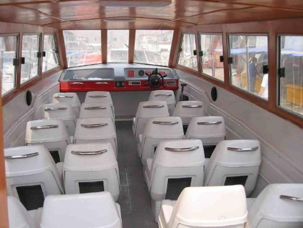 2016 Allmand 2800 Water Taxi