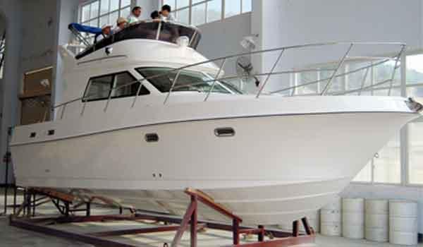 2016 Allmand 32ft Luxury Yacht