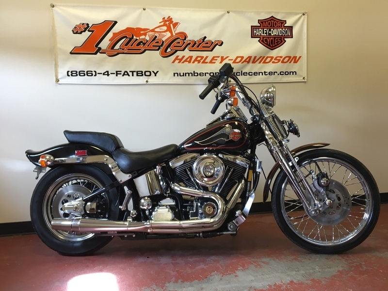 1988 Harley Davidson FXSTS