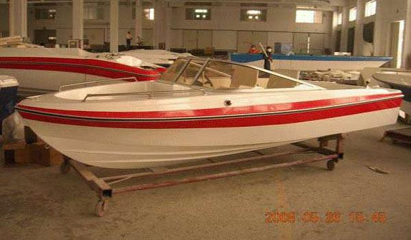 2016 Allmand 16' Recreation Motor Boat or HD 480