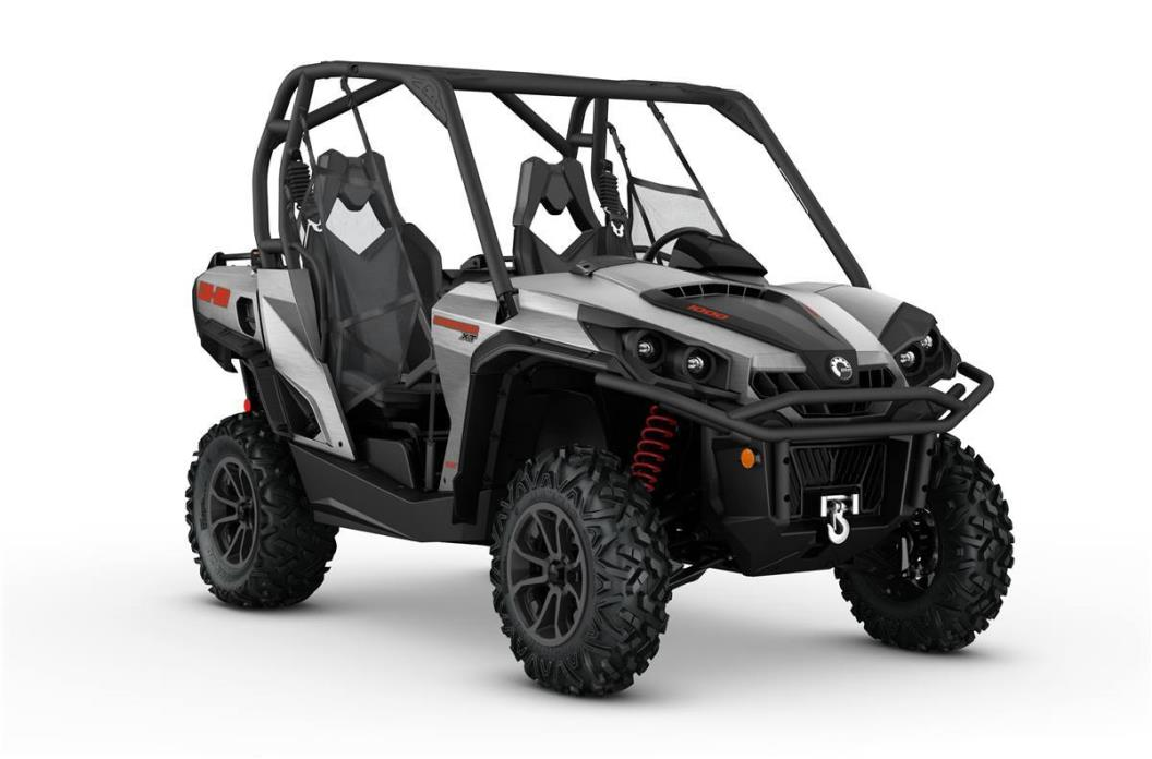 2017 Can-Am COMMANDER 1000 XTP