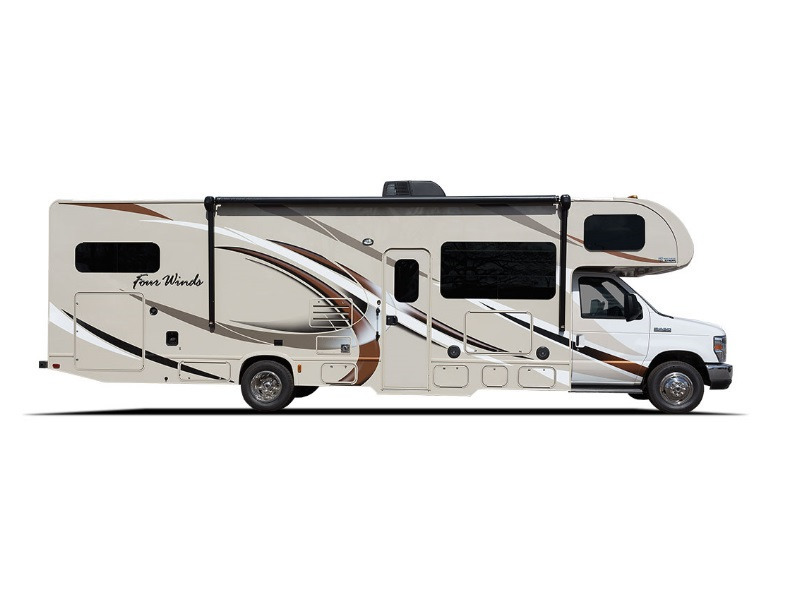 2017 Thor Motor Coach Four Winds 26B Ford