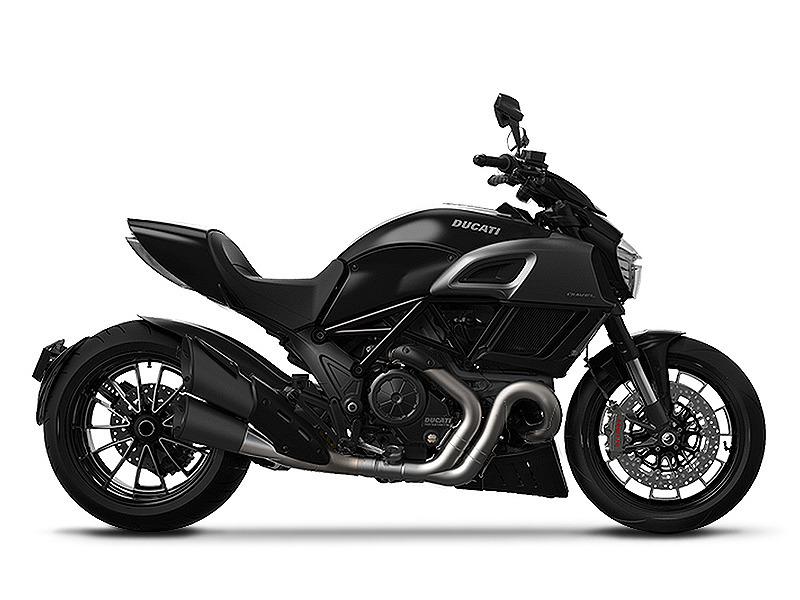 2015 Ducati Diavel Dark Stealth