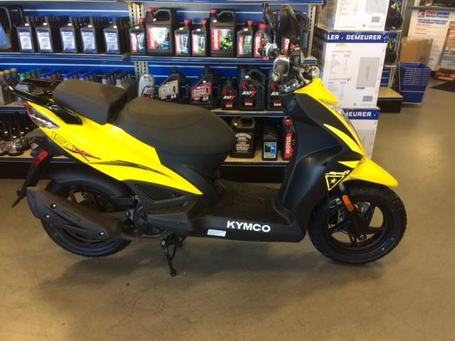 2017 Kymco SUPER 8 150 X