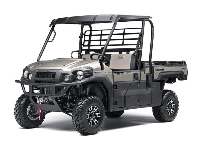 2017 Kawasaki Mule Pro-FX Ranch Edition