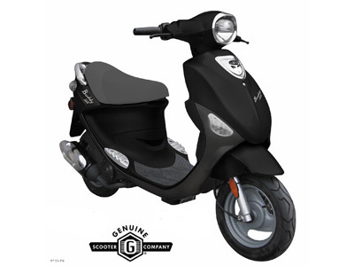 2006 Genuine Scooters Buddy 50