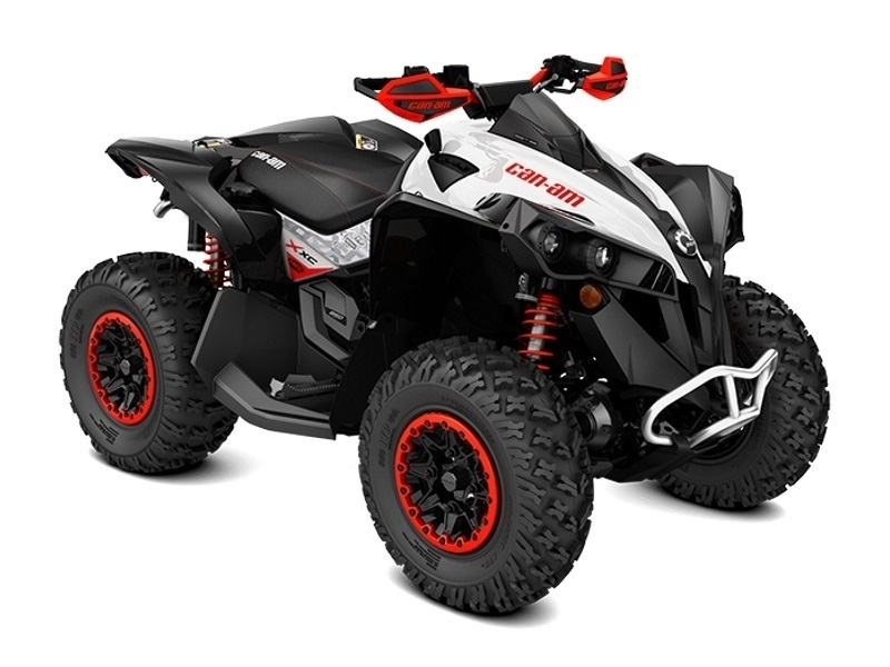2017 Can-Am Renegade 850 X xc