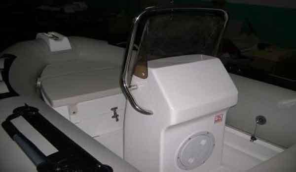 2016 Allmand 12' Rigid Hull Inflatable Boats