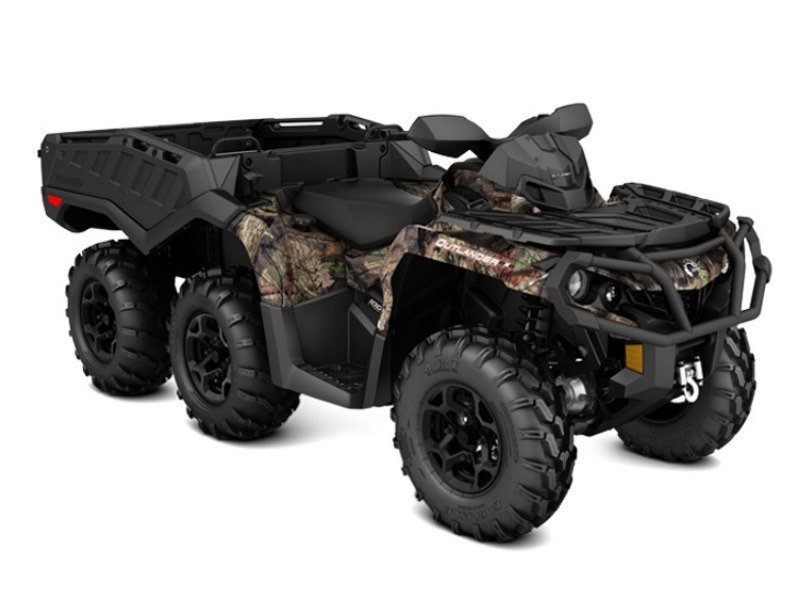 2017 Can-Am Outlander 6x6 XT 1000