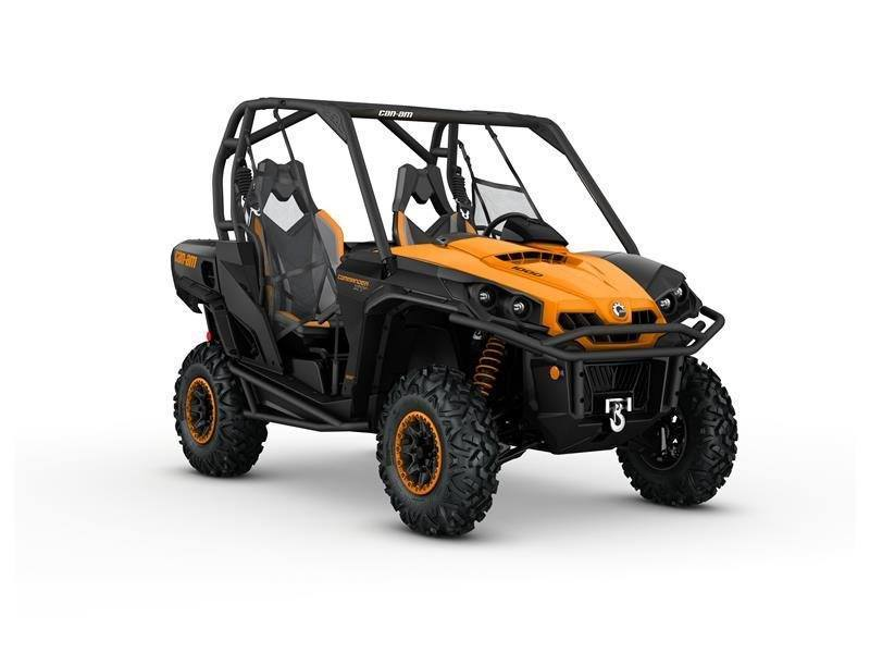 2016 Can-Am COMMANDER XT-P 1000