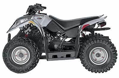 2004 Polaris Predator 50