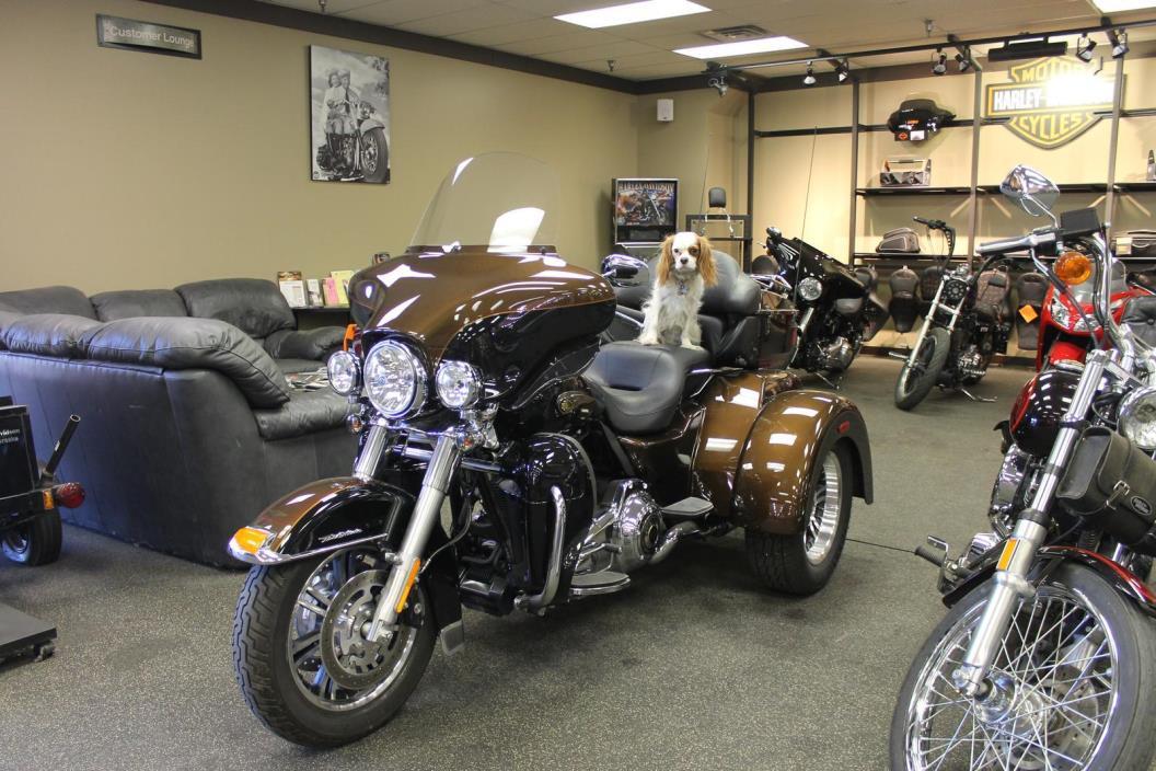 2013 Harley-Davidson FLHTCUTG Tri Glide Ultra Classic 11