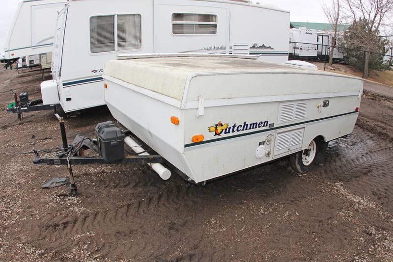 1998 Dutchmen Tent Campers 1004
