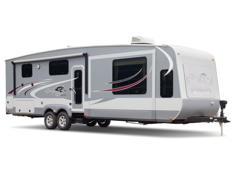 2014 Open Range Rv Journeyer JT337RLS
