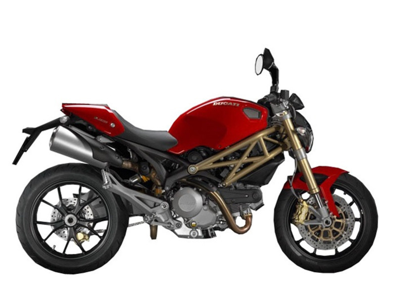 2013 Ducati Monster 796 20th Anniversary Edition