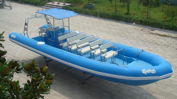 2016 Allmand 11 Meter 36 Feet Rigid Inflatable Boats