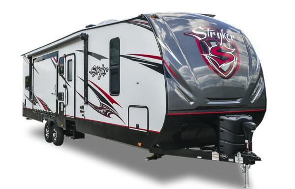 2017 Cruiser Rv Stryker ST2313