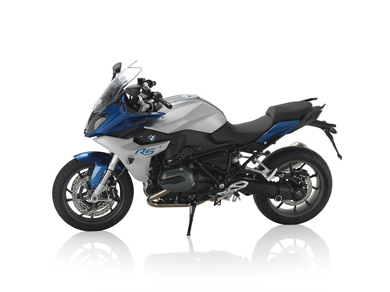 2016 BMW R 1200 RS Lupin Blue / Light Grey Metallic