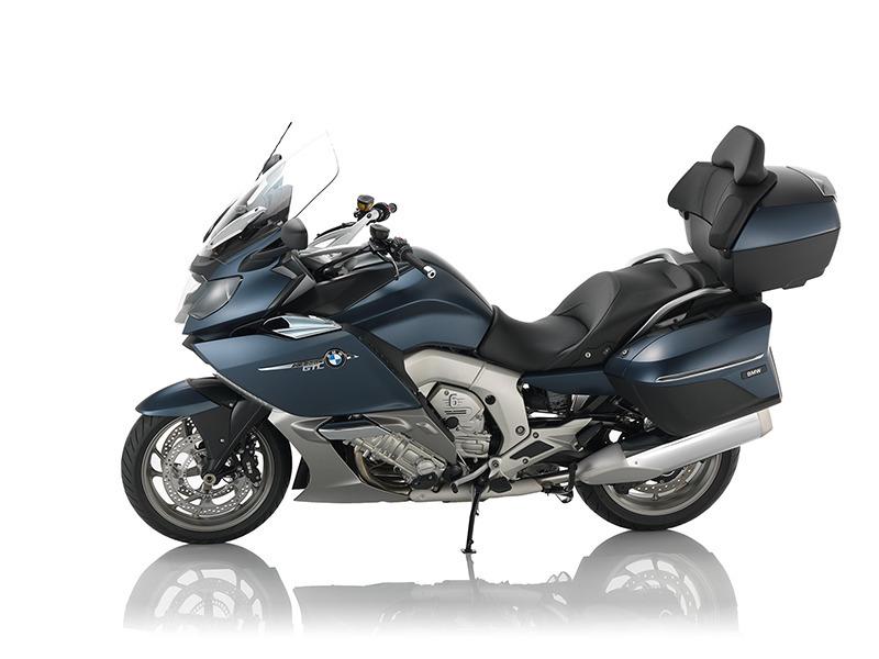 2016 BMW K 1600 GTL Premium Ocean Blue Metallic