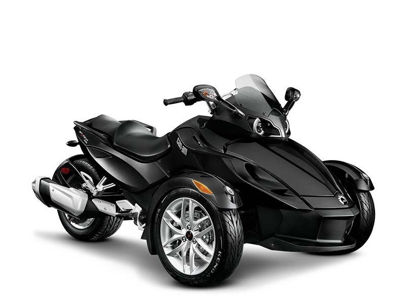2015 Can-Am Spyder RS SM5