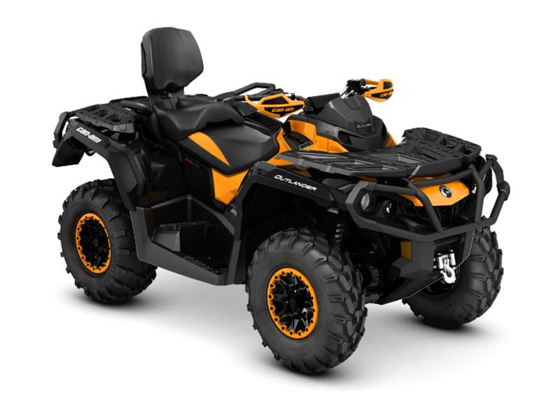 2016 Can-Am Outlander MAX XT-P 850