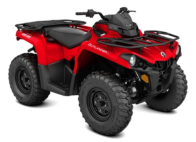 2016 Can-Am OUTLANDER L 450