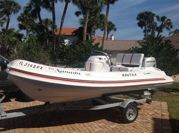 2011 Nautica 1305 Wide Body