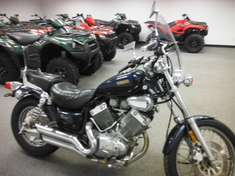 yamaha xv535 motorcycles for sale. Black Bedroom Furniture Sets. Home Design Ideas