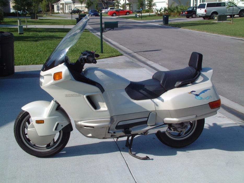 1989 Honda PACIFIC COAST PC800