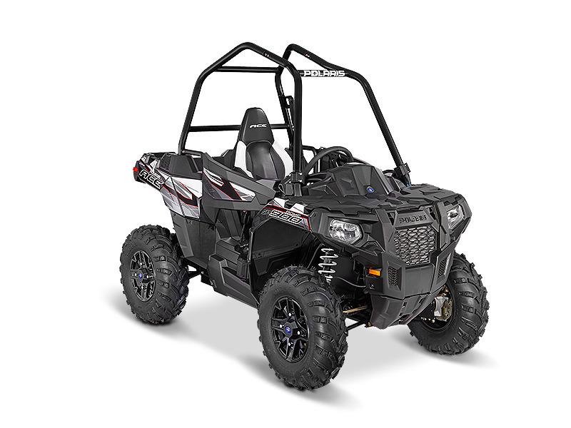 2016 Polaris ACE 900 SP Stealth Black