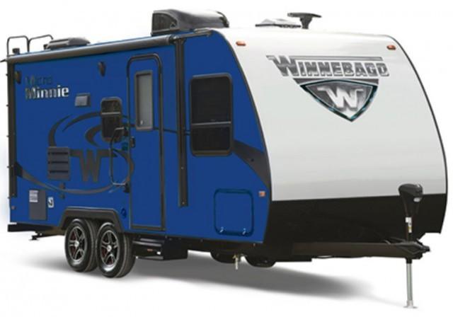 2018 Winnebago Micro Minnie 1705DS