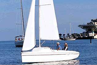 2005 Hunter 216