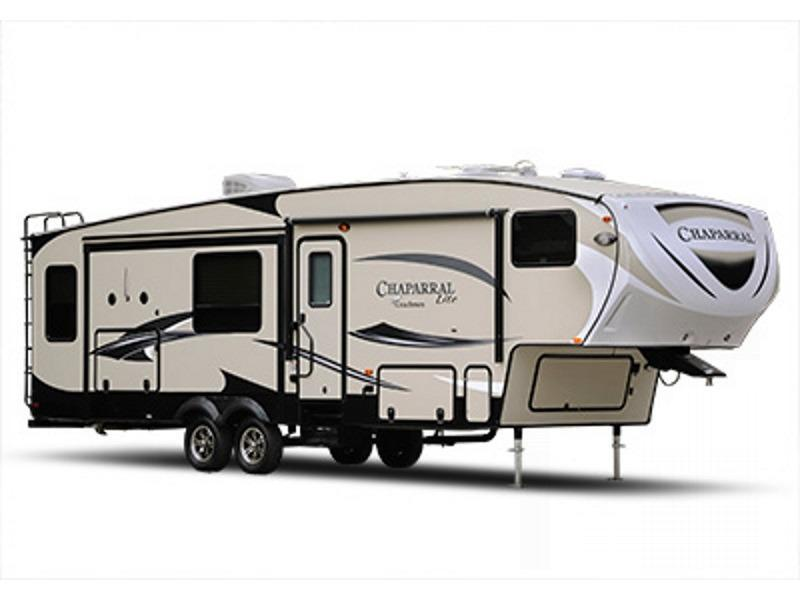 2017 Coachmen Rv Chaparral 392MBL