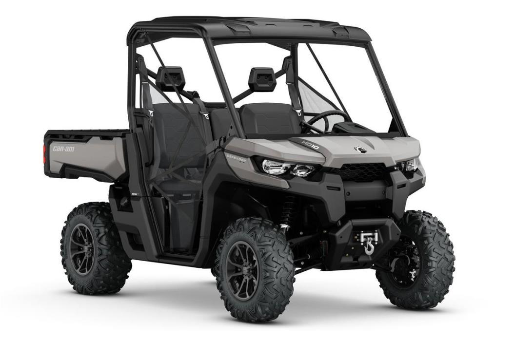 2017 Can-Am Defender XT HD10