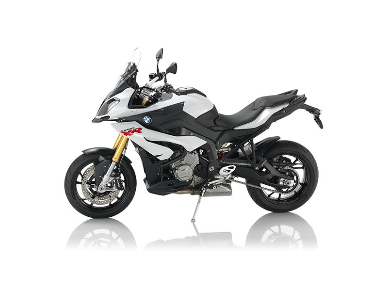 2016 BMW S 1000 XR Light White