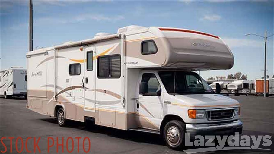 2007 Fleetwood Rv Jamboree 31M