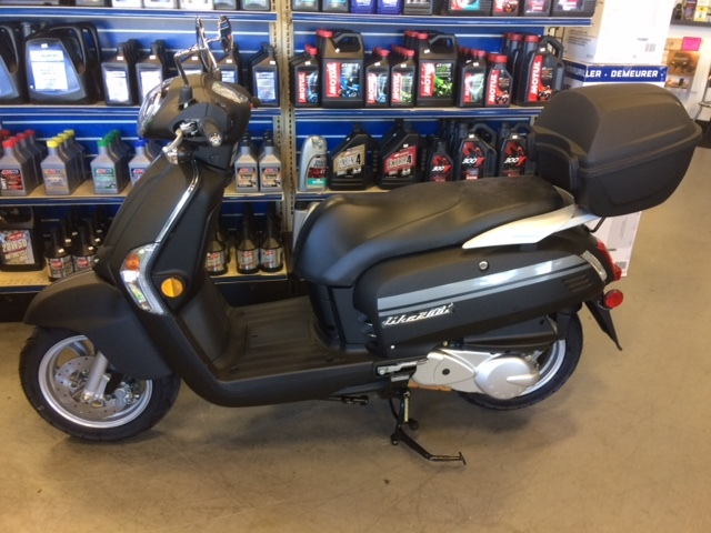 kymco like 200i motorcycles for sale