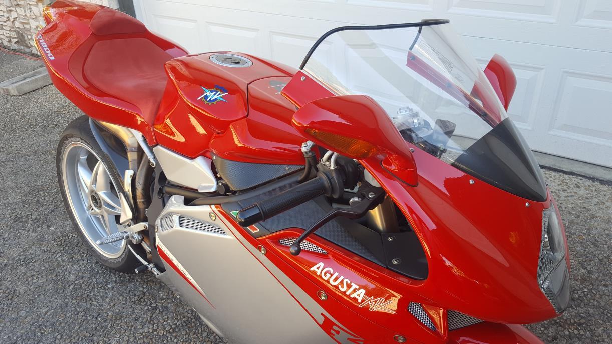 2007 Mv Agusta F4 R 312