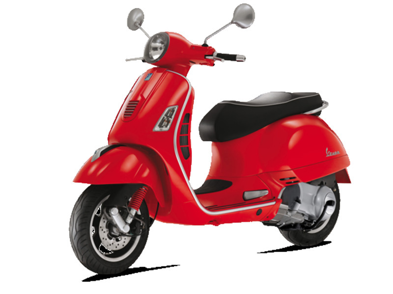 2012 Vespa GTS 300 IE Super