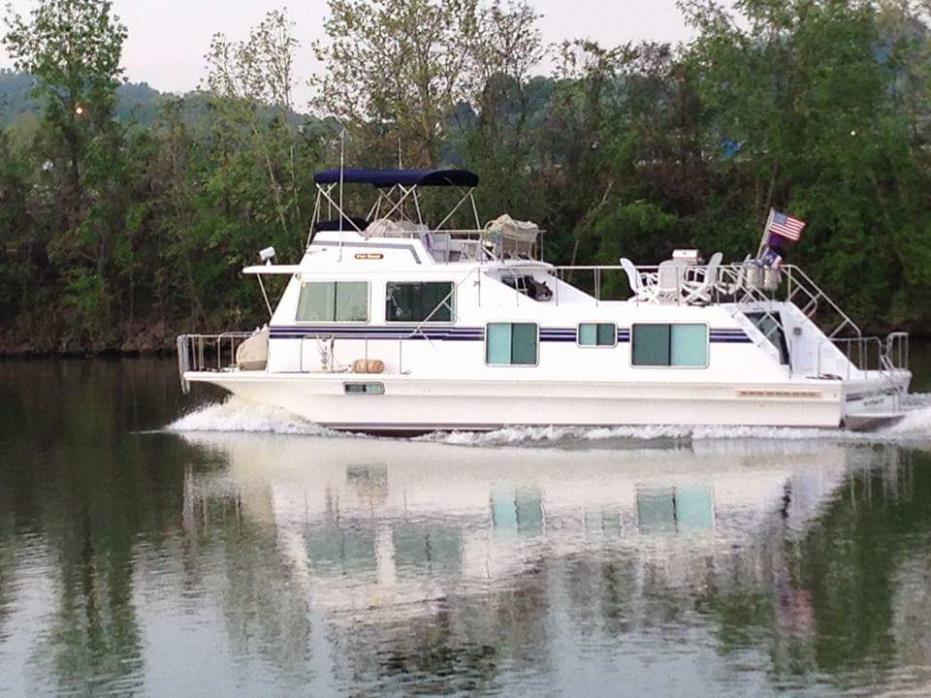 1996 Harbor Master Harbor-Master 470