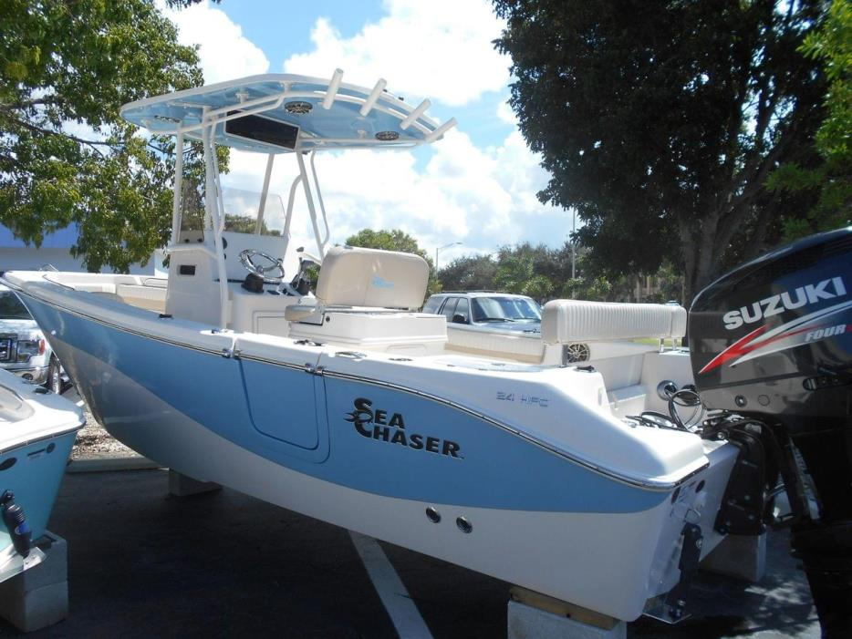 Sea Chaser 24 Hfc Boats For Sale In Florida