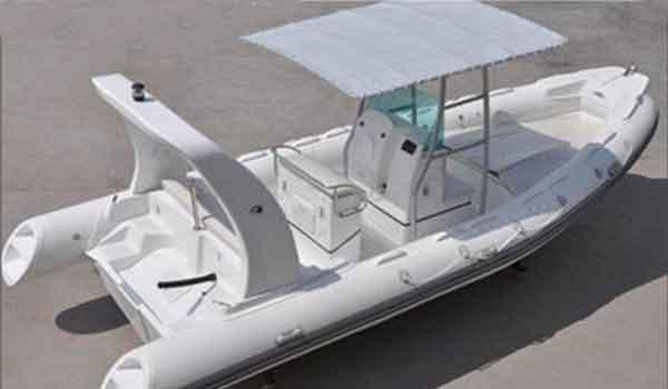 2016 Allmand 23' Rigid Inflatable Boats